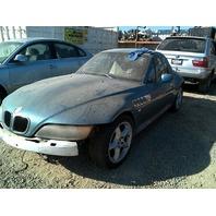 1998 BMW Z3, 2.8L, a/t,blue