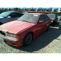 1997 BMW 318i, 1.9L,a/t,red