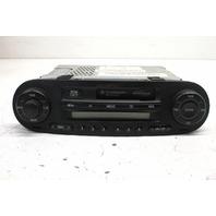 2003 Volkswagen Beetle GL Monsoon Radio Cassette Player Hatchback 1C0035157DX