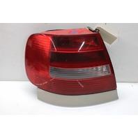 2001 Audi A4 Quattro Sedan Base 2.8 Left Driver Tail Lamp 8D0945095H