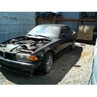 1999 BMW 323i, convert,black