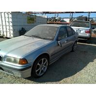 1997 BMW 328i, 4dr, a/t, silver