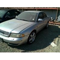 1999 Audi A4 2.8L, sdn, silver