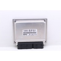 Engine Computer Module ECU ECM 2004 Audi A4 Non Quattro Sedan Base 1.8