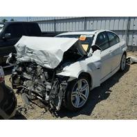 2013 BMW 535i, sdn, white, hit front