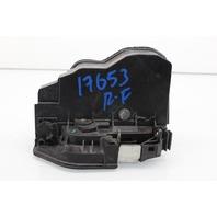 Passenger Front Right Door Latch Lock 2007 Bmw X3 Sport Utility E83 3.0i 4-Door 3.0 Gas 51217167068