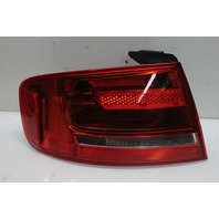 2009 Audi A4 Quattro Sedan Base 2.0t Gas Driver Left Tail Light Lamp 8K5945095E