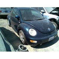 2000 Volkswagen Beetle Blue