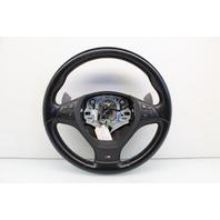 M 3 Spoke Leather Steering Wheel 2011 BMW X5 Sport Utility E70 M 4-Door 4.4 V8