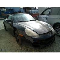 1999 Porsche 911 Black Damaged Rear