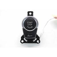 2013 BMW 640i Gran Coupe Sedan F06 Ignition Push Start Stop Button 61319225230