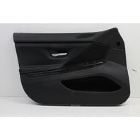 2013 Bmw 640i Gran Coupe Sedan F06 4-Door 3.0 Turbo Driver Left Front Door Panel