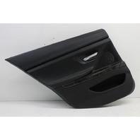 2013 Bmw 640i Gran Coupe Sedan F06 4-Door 3.0 Turbo Driver Left Rear Door Panel