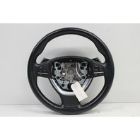 2013 Bmw 640i Gran Coupe Sedan F06 4-Door 3.0 Gas Turbo Leather Steering Wheel