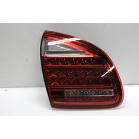 2011 Porsche Cayenne S 958 Turbo Left Driver Inner Tail Lamp Assembly 7P5945093L