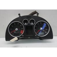 2001 Audi TT Quattro Coupe Base 1.8t Gas Speedo Speedometer Cluster 8N2920980A