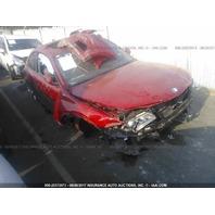 2008 Bmw 135I Coupe Red 3.0L Manual Damage Left