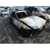 2011 BMW 335i Sedan Fire Damage
