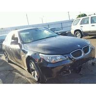 2007 BMW 525i Sedan Damaged Front & Undercarriage