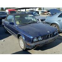 1992 BMW 318i Convertible Mechanical Damage