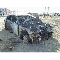 2006 BMW 760Li Sedan Fire Damage