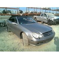 2005 Mercedes-Benz CLK500 Grey Convertible