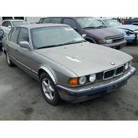1989 BMW 750iL Sedan Grey