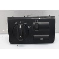 2005 BMW X5 Sport Utility E53 Headlight Light Switch Knob 61316930243