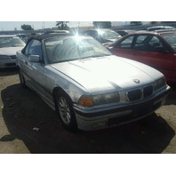 1999 BMW 328i Silver Convertible