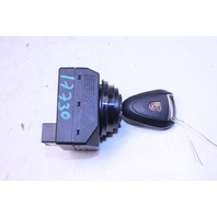 2009 Porsche Cayman S 3.4 Ignition Switch with Key Fob 99761815904