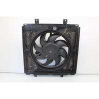 2009 Porsche Cayman S 987 3.4 Radiator Fan Left 99762403503