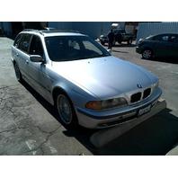 199 BMW 528i Wagon Silver