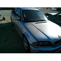 1999 BMW 323i Sedan Silver