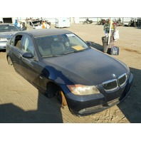 2006 BMW 325i, blue, 4dr,sdn,theft