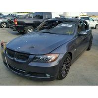 2008 BMW 335I, Sdn,grey, inter burn
