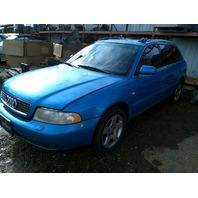 1999 Audi A4 Wagon Blue