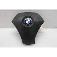 2005 BMW 530i Sedan E60 3.0 Driver Steering Wheel Triangle Air Bag 32346776425