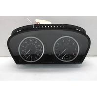 2005 BMW 530i Sedan E60 Speedometer Cluster 62116958594