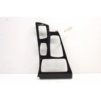 2013 BMW 535i F10 Center Console Trim Bezel Cover 51169206389