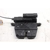 2013 BMW 535i F10 Rear Hatch Trunk Lid Lock Actuator 51247269543