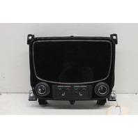 2014 Jaguar XJ 3.0 rear heater climate control display unit