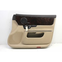 2014 Jaguar XJ Front Right Passenger Door Panel