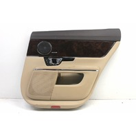 2014 Jaguar XJ Right Rear Door Panel