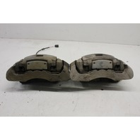 2014 Jaguar XJ 3.0 front brake caliper pair set