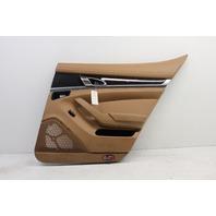 2010 2011 2012 - 2014 2015 2016 Porsche Panamera Passenger Right Rear Door Panel