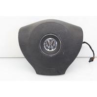 Steering Wheel Airbag Air Bag 2009-Volkswagen CC Sdn VR6 Sdn 4dr 3.6 Gas