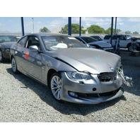 2011 BMW 335XI, 2dr, grey, hit lh frnt