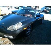 1999 Porsche Boxster, 5spd,black, bad engine