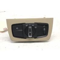 2014 BMW 328i F30 Headlight Headlamp Switch 61319265297