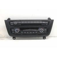 2014 BMW 328i F30 Sedan 2.0 Turbo Radio Climate Temperature Control 61319323551